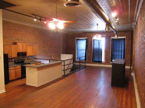 Downtown Lofts Springfield Loft Apartments