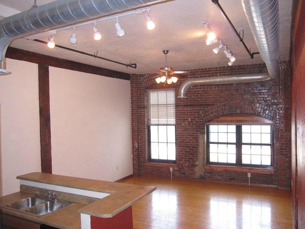 Stove Works Lofts - Springfield Loft Apartments