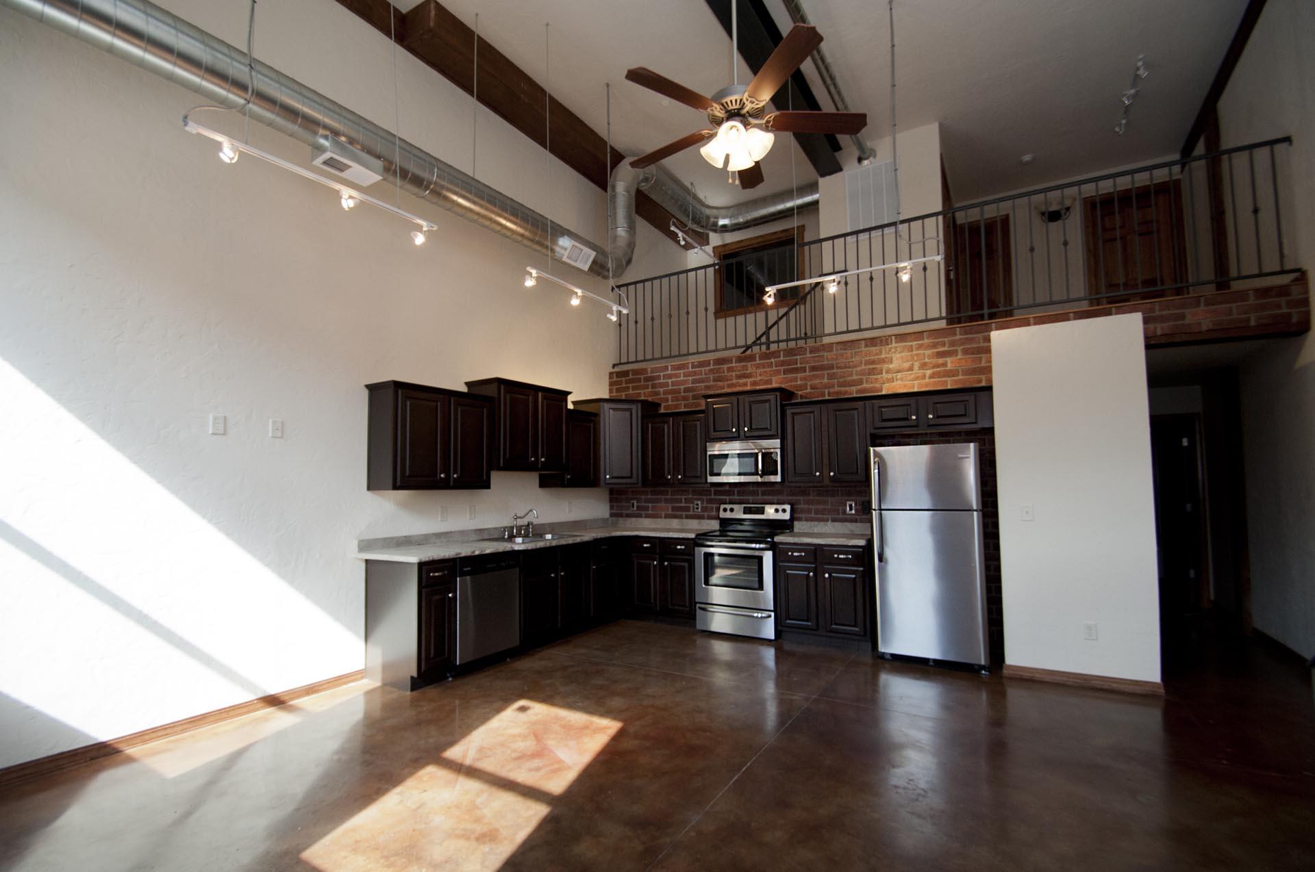 Union Biscuit West Springfield Loft Apartments